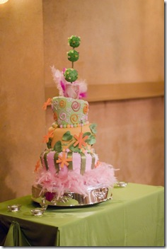 wedding cake of coolness