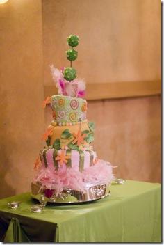 wedding cake of coolness
