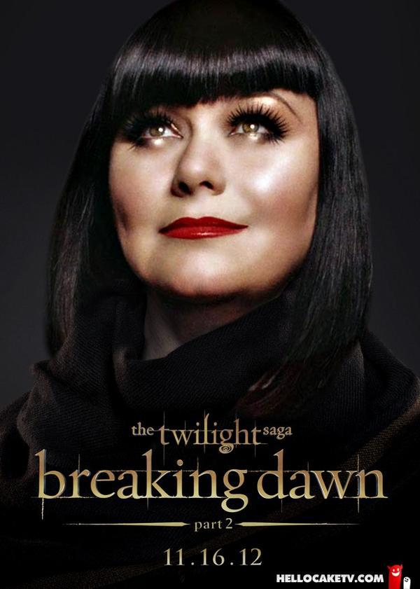 The Real Breaking Dawn