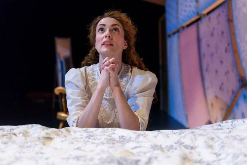 The Good Bride by Rosemary Rowe - Arielle Rombough as Maranatha - photos by Ian Jackson of EPIC PHOTOGRAPHY