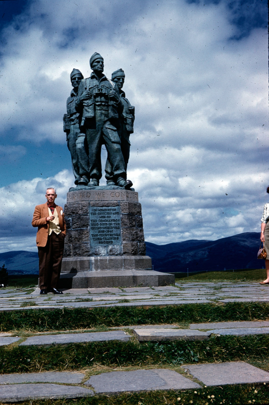 Ossie-monument