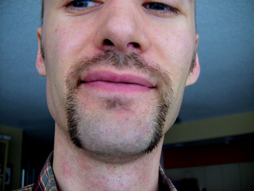87% True Mustache