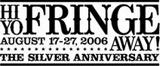 Edmonton Fringe Festival Website